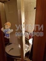 Установка закрытой душевой кабины в ванной