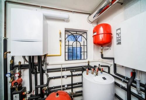 Автономное отопление под ключ в Москве