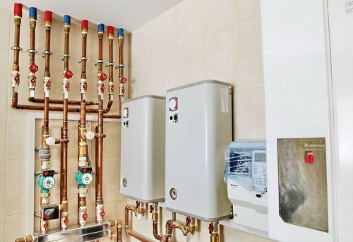 Электрическое отопление под ключ в Москве