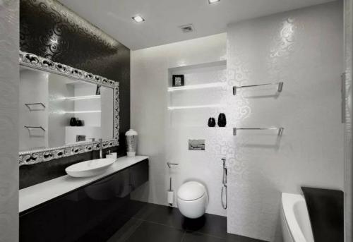 Евроремонт ванной комнаты в Москве