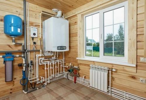 Газовое отопление под ключ в Москве