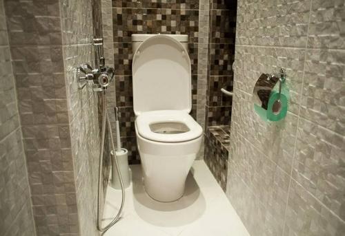 Капитальный ремонт туалетной комнаты в Москве