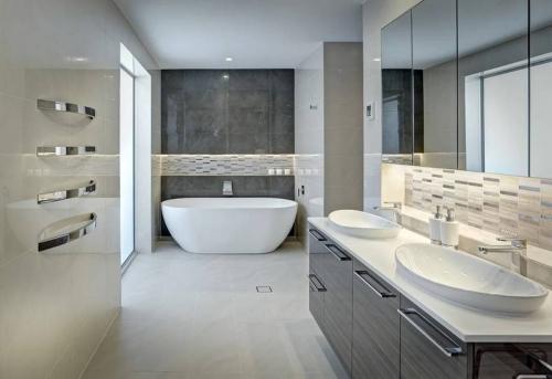 Капитальный ремонт ванной комнаты в Москве