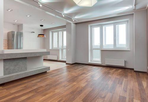 Косметический ремонт трехкомнатной квартиры в Москве