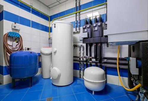 Монтаж автономного отопления в Москве