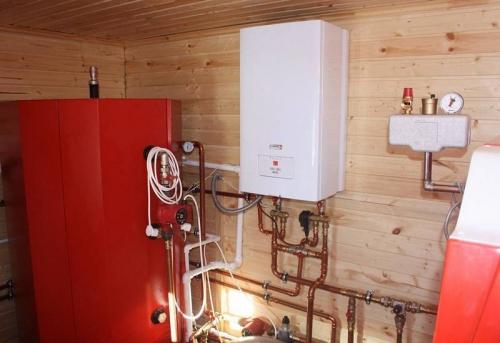 Монтаж электрического отопления в Москве