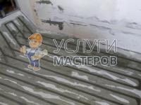 Укладка электрического теплого пола под кафель