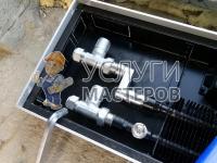 Монтаж конвектора отопления