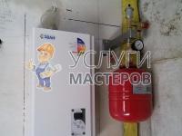 Монтаж газового котла отопления