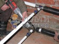 Монтаж металлопластиковых труб в квартире