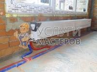 Монтаж систем отопления в частном доме