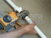 Укладка полипропиленовых труб в ванной