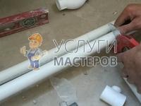 Укладка полипропиленовых труб в квартире
