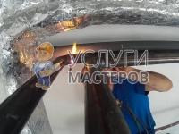 Монтад и укладка стальных труб