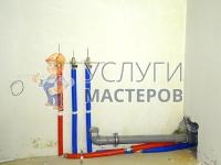 Монтаж водоснабжения загородном доме