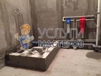 Монтаж водопроводных труб