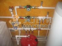 Обвязка и запуск котла отопления