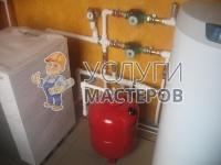Обвязка и подключение котла отопления