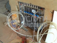 Опрессовка отопления в доме