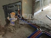 Газовое отопление под ключ в коттедже