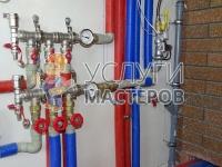 Отопление под ключ в частном доме