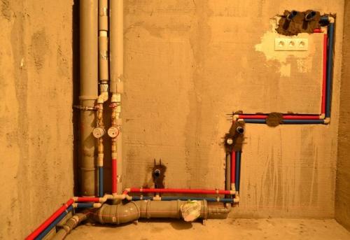 Перенос стояка водоснабжения в Москве