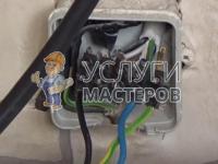Установка и подключение электроплиты к сети