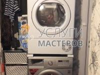 Подключение и установка сушильной машины