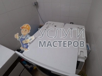 Установка и подключение сушильной машины