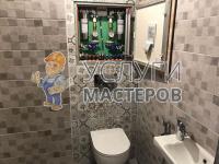 Евроремонт двухкомнатной квартиры в Москве