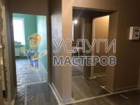 Косметический ремонт двухкомнатной квартиры под ключ