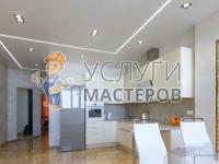 Евроремонт трехкомнатной квартиры в Москве