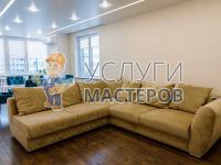 Косметический ремонт трехкомнатной квартиры под кл