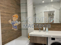 Дизайнерский ремонт квартиры в Москве