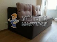 Сборка дивана в квартире