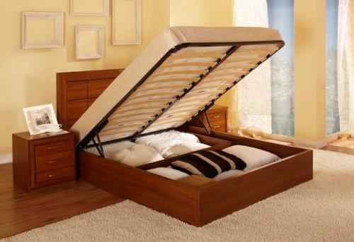 Сборка каркасной кровати в Москве
