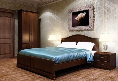 Сборка классической кровати в Москве