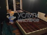 Сборка кровати-чердака