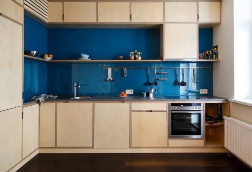 Сборка кухонного гарнитура из фанеры в Москве