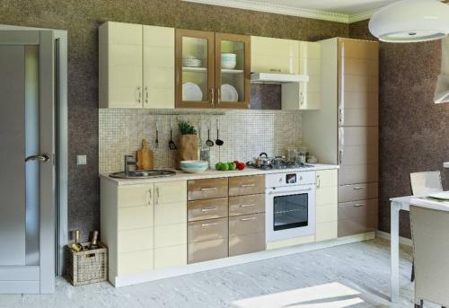 Сборка модульной кухни в Москве