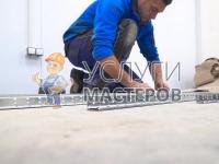 Сборка полочных стеллажей