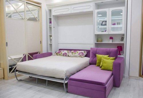 Сборка встраиваемой кровати в Москве