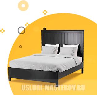 Сборка кровати в Москве