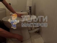 Монтаж биде в ванной