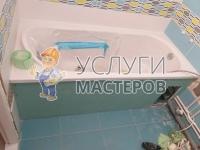 Сборка экрана под ванну МДФ
