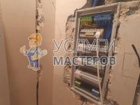 Монтаж электрощитка в доме
