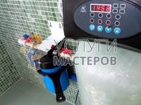 Замена фильтра тонкой очистки для воды