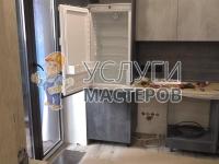 Монтаж и подключение холодильника
