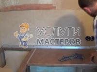 Установка белорусского кухонного гарнитура