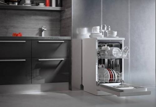 Установка отдельностоящей посудомоечной машины в Москве